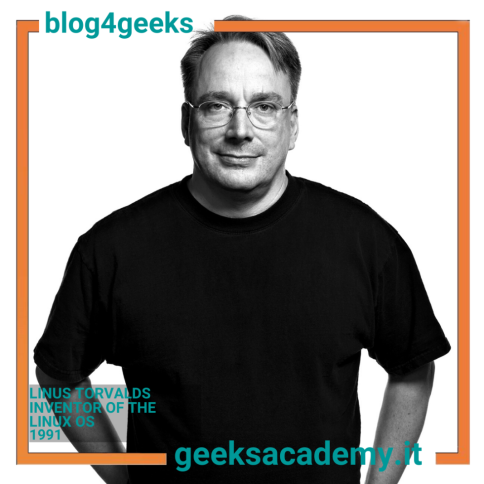 LINUX: THE MOST LOVED OPEN-SOURCE OPERATING SYSTEM ON THE WEB. WHO INVENTED LINUX? LET'S INTRODUCE YOU LINUS BENEDICT TORVALDS!