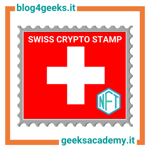 SWISS CRYPTO STAMP: THE FIRST CRYPTO-STAMP