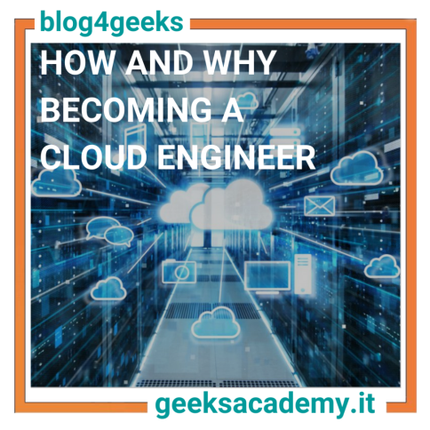 HOW AND WHY BECOMING A CLOUD ENGINEER NOW CAN BE A TURNING POINT FOR YOUR CAREER.